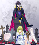 [Contest Entry] Code Geass - Long Live The King