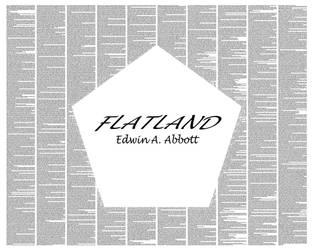 Flatland by postertext