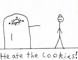 Toby - Cookies by BlackeyeI