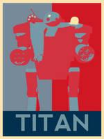 Titan Propoganda by BlackeyeI