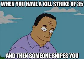 Dr Hibbert Kill Strike Meme by BlackeyeI