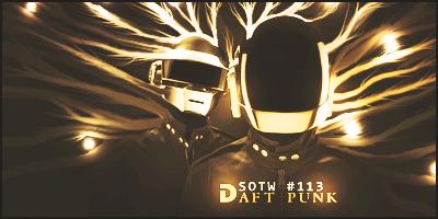 Daft Punk by Art-refused