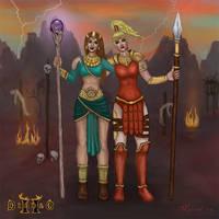 Gift- Diablo 2 by Myreth01