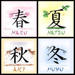 Japanese Seasons v2.0 by TheFightingGoddess