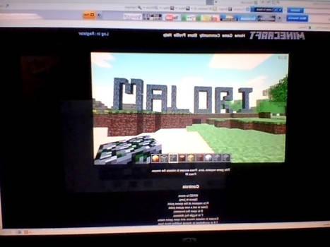 My name on minecraft xD