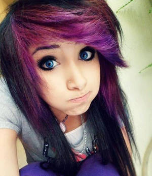 I'm gonna get my hair like this soon!
