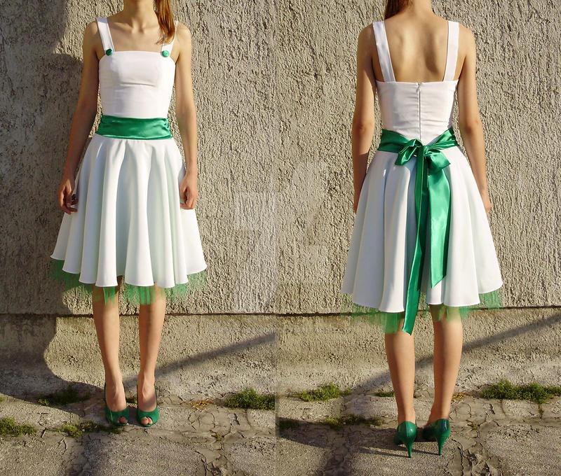 prom dress 2 by RedphoenixII