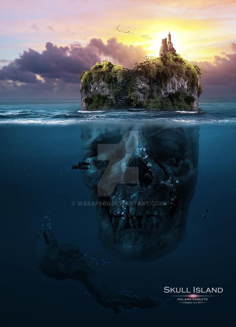 Skull Island by wasaps00