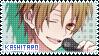 Kashitaro Stamp by Kiwiichu
