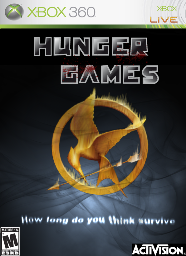 Xbox 360 Hunger Games : Hunger games video game xbox
