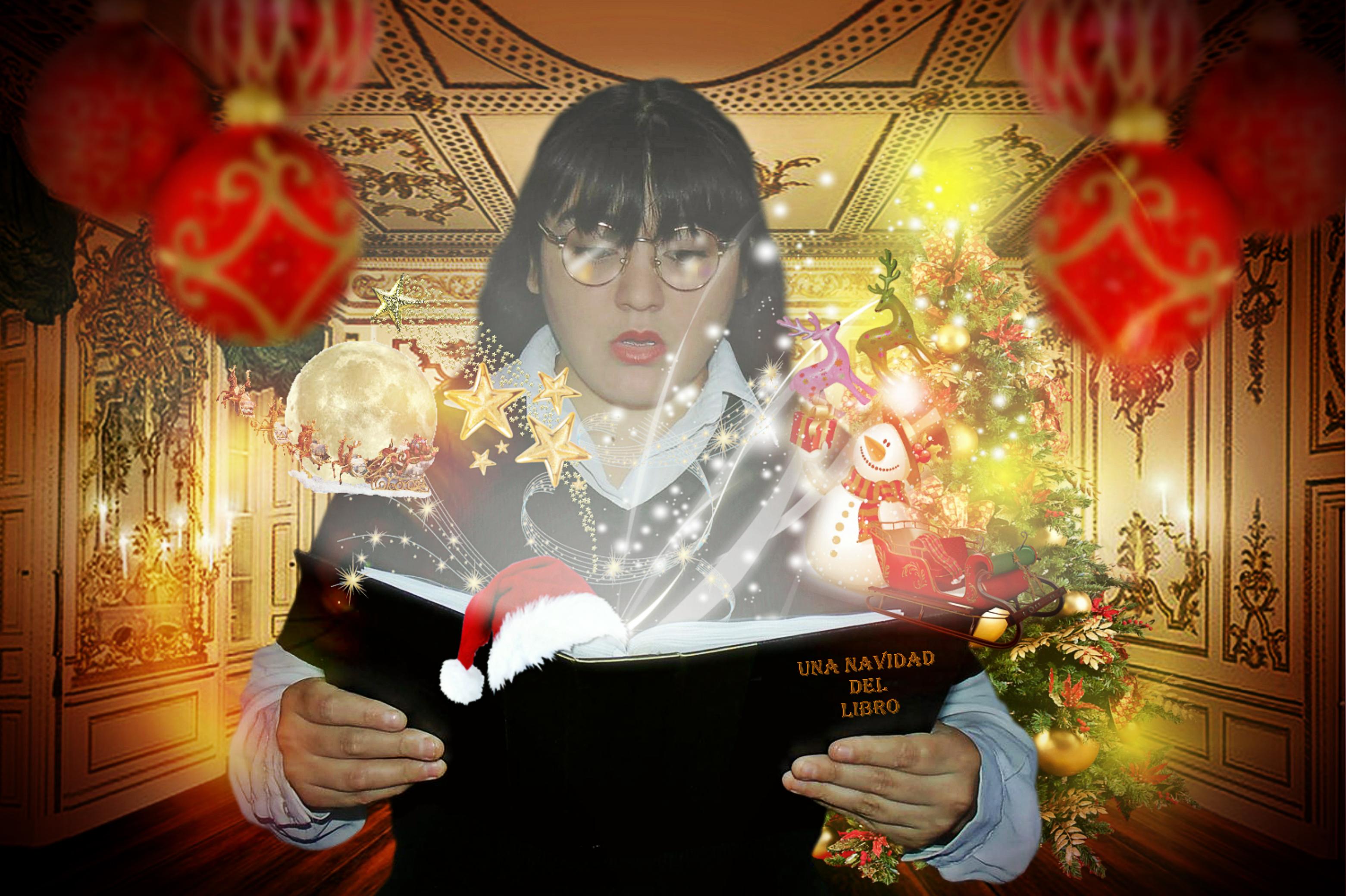 La magia de Navidad by nayareth