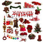 Navidad cosas png