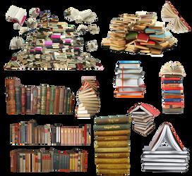 Libros PNG by nayareth