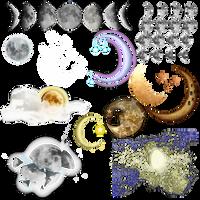 PNG luna