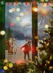 En el invierno de Feliz Navidad