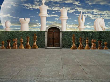El secreto de Las Piezas de ajedrez