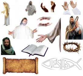 PNG Jesus