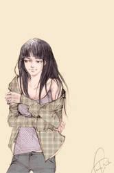 Hina - chan by mad-sanja