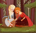 Frozen Fairy Tale