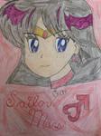 Sailor Mars!!!