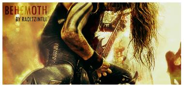 Firma Behemoth by raditzintli