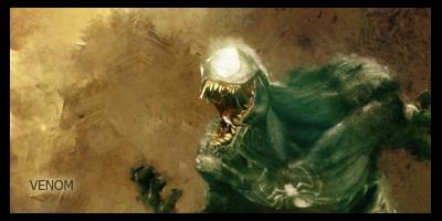 Venom by raditzintli