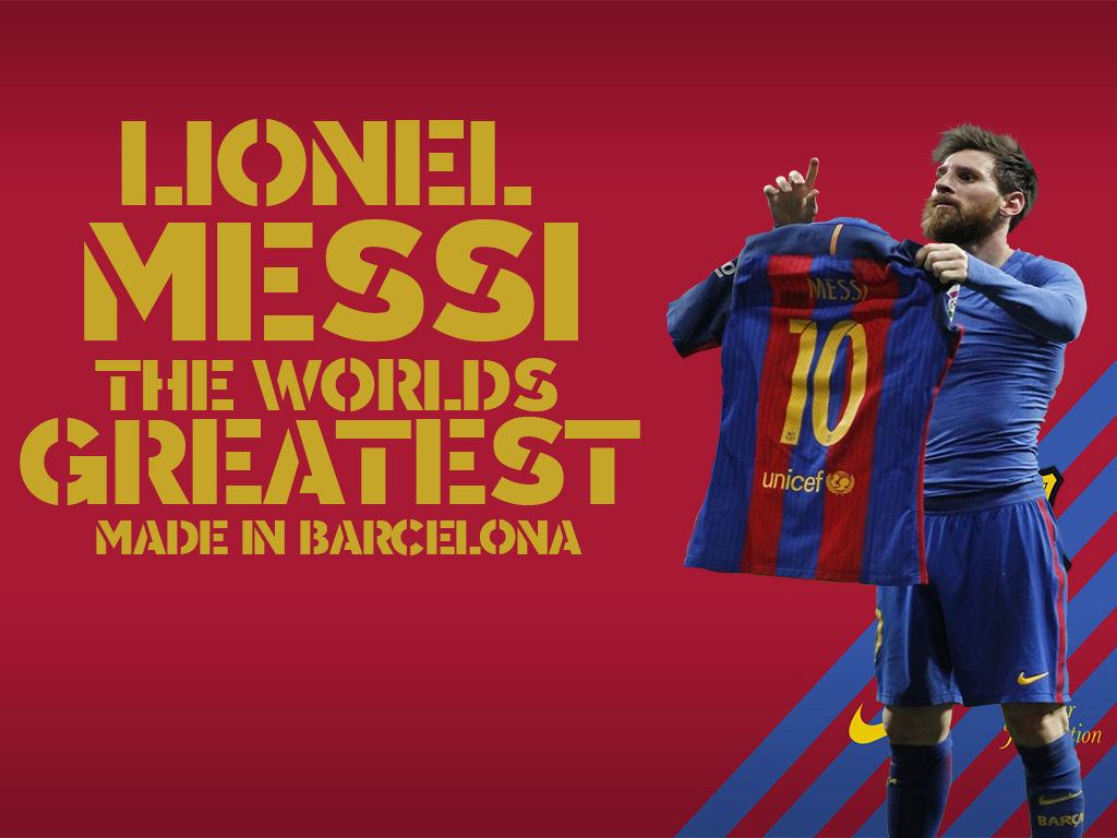 Lionel Messi Wallpaper By DylanTBA