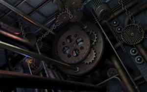Mechanical Core by ark4n