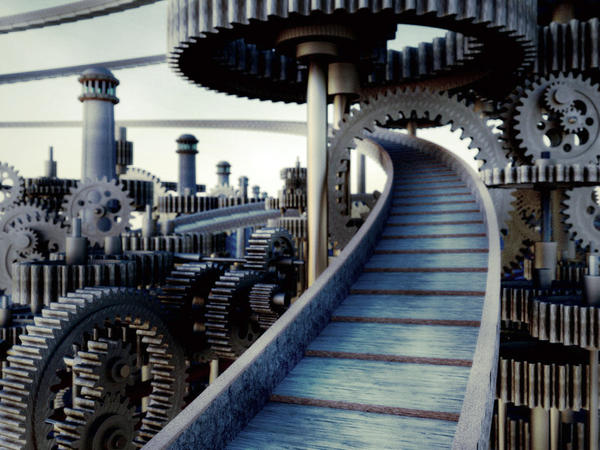 Threshold to Mechanization by ark4n