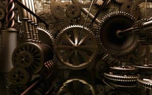 Engine room by ark4n