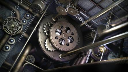 Mechanical Core Returns by ark4n