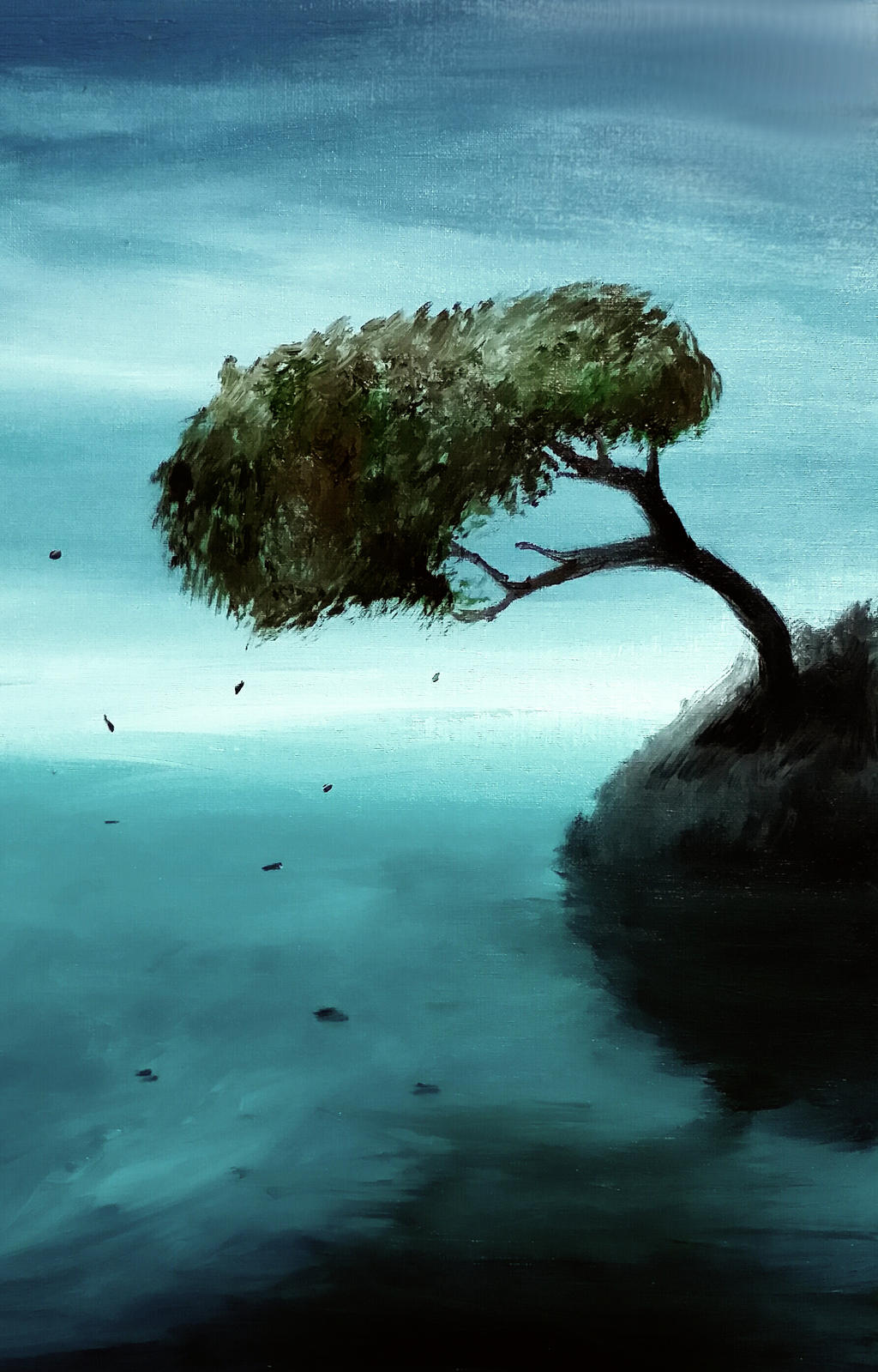 Stranded by ark4n