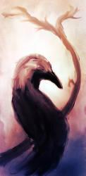 Crow by ark4n