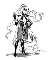 Purpur Witch