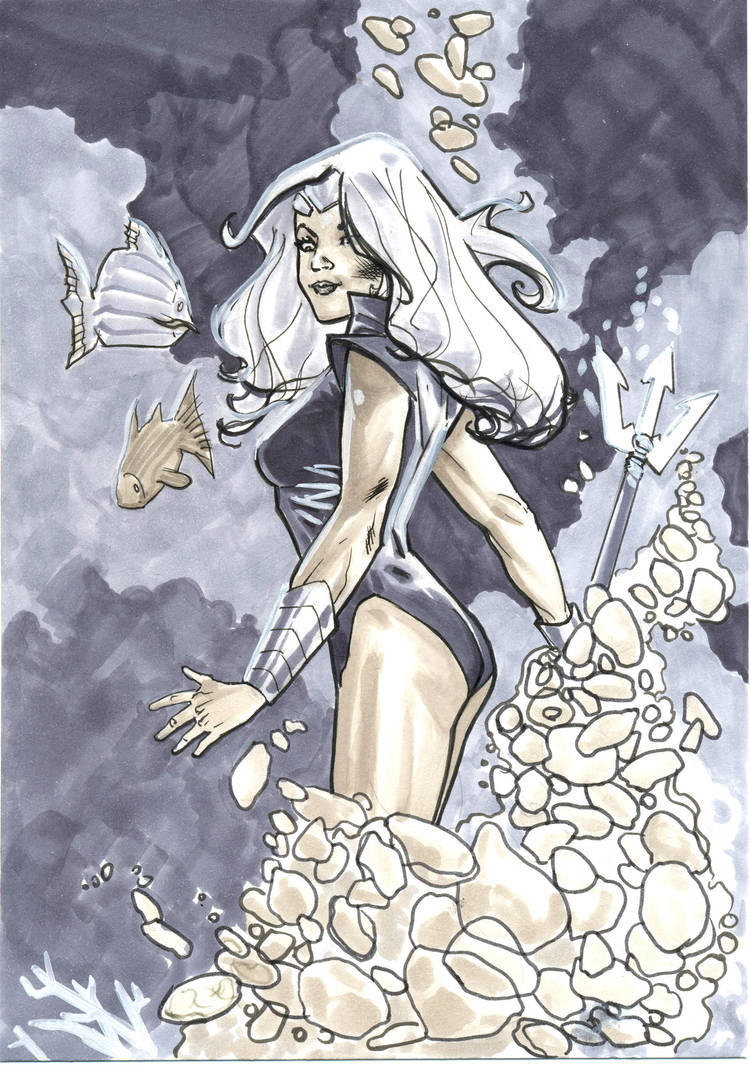Namora and trident - final