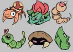 Pokemon Livestream Drawing
