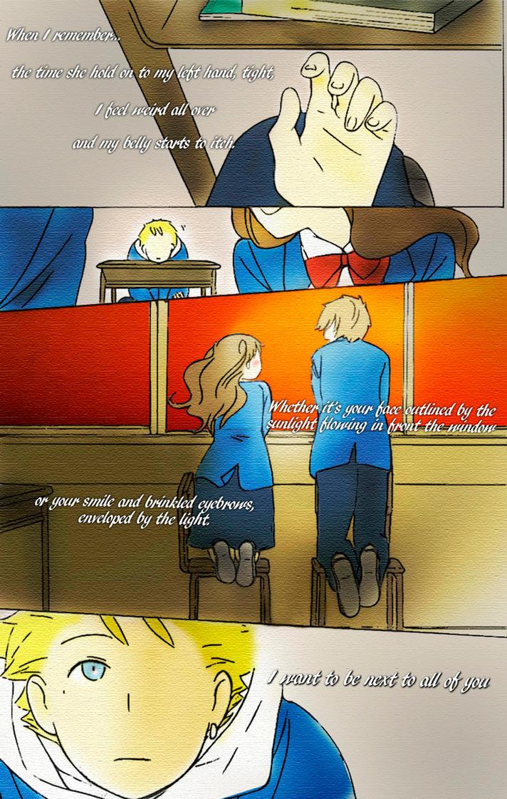 Kimi to Boku, Next to you by Nami-Nomi