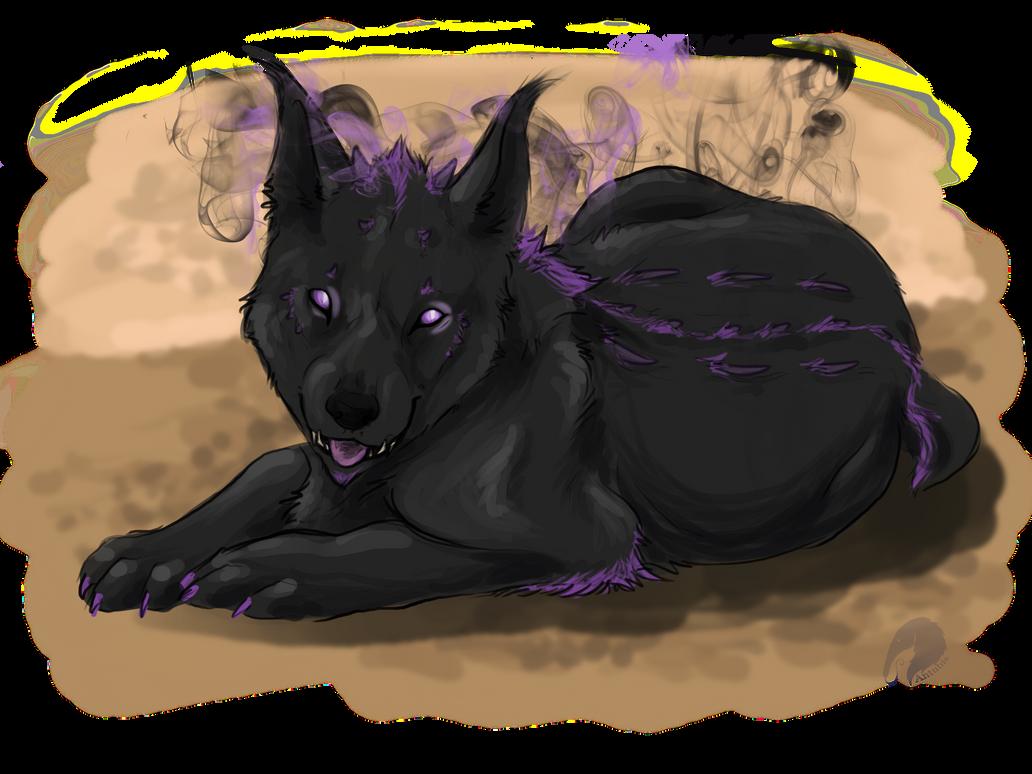 Puppy Unicron by antubis0