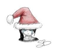 My (not so merry) Christmas by ZeBunnyzz