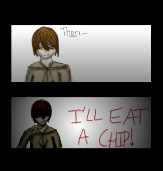 Death Note by ZeBunnyzz