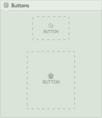 Buttons by ZeBunnyzz
