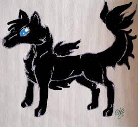FDD   Lymsue #31   Black Ace by DreamDrifter91