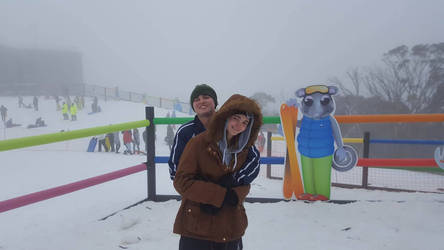Snow Trip July 30th 2017