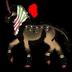 N7485 Padro Foal Design by dacoda132Rekar