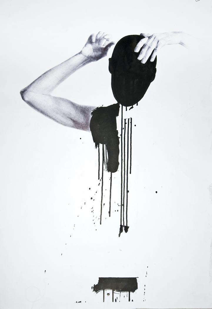 Black Head by temabina