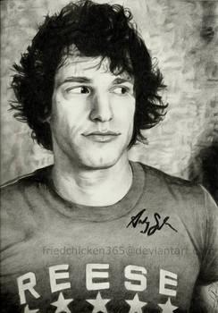 Andy Samberg by friedChicken365