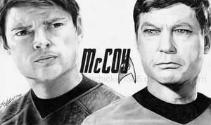 Dr. McCoy: Kelley + Urban