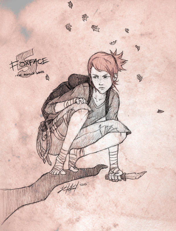 Foxface by friedChicken365