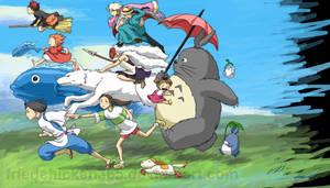 Great Miyazaki Race