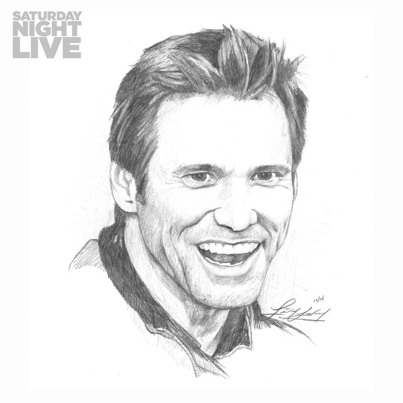SNL40: Jim Carrey by friedChicken365